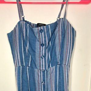 Forever 21 Multicolor Mini Dress